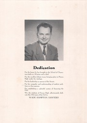 Page 9, 1952 Edition, Fresno High School - Owl Yearbook (Fresno, CA) online yearbook collection