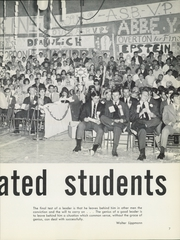 Page 11, 1967 Edition, Crawford High School - Centaur Yearbook (San Diego, CA) online yearbook collection