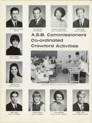 Page 12, 1967 Edition, Crawford High School - Centaur Yearbook (San Diego, CA) online yearbook collection