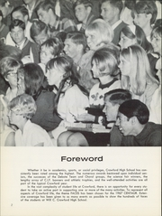Page 6, 1967 Edition, Crawford High School - Centaur Yearbook (San Diego, CA) online yearbook collection