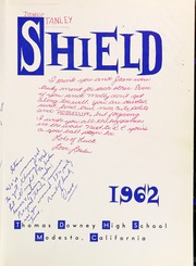 Page 5, 1962 Edition, Downey High School - Shield Yearbook (Modesto, CA) online yearbook collection