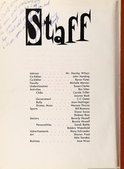 Page 6, 1962 Edition, Downey High School - Shield Yearbook (Modesto, CA) online yearbook collection