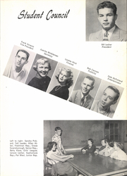 Page 15, 1952 Edition, El Dorado High School - Riffle Yearbook (Placerville, CA) online yearbook collection