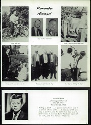 Page 11, 1964 Edition, El Dorado High School - Riffle Yearbook (Placerville, CA) online yearbook collection