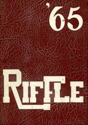 1965 Edition, El Dorado High School - Riffle Yearbook (Placerville, CA)
