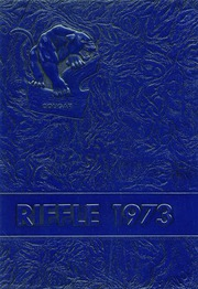 1973 Edition, El Dorado High School - Riffle Yearbook (Placerville, CA)
