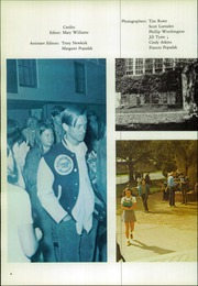 Page 8, 1973 Edition, El Dorado High School - Riffle Yearbook (Placerville, CA) online yearbook collection
