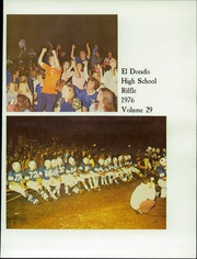 Page 3, 1976 Edition, El Dorado High School - Riffle Yearbook (Placerville, CA) online yearbook collection