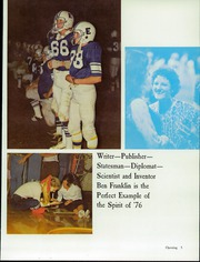 Page 7, 1976 Edition, El Dorado High School - Riffle Yearbook (Placerville, CA) online yearbook collection