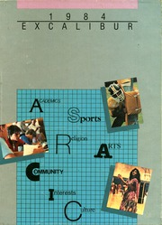 1984 Edition, Archbishop Mitty High School - Excalibur Yearbook (San Jose, CA)