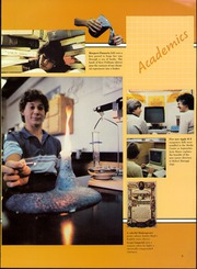 Page 9, 1984 Edition, Archbishop Mitty High School - Excalibur Yearbook (San Jose, CA) online yearbook collection