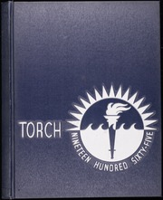 1965 Edition, Orange Glen High School - Torch Yearbook (Escondido, CA)