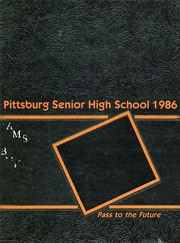 Page 1, 1986 Edition, Pittsburg High School - Pirate Yearbook (Pittsburg, CA) online yearbook collection