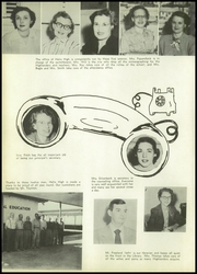 Page 12, 1953 Edition, Helix High School - Tartan Yearbook (La Mesa, CA) online yearbook collection