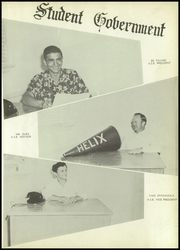 Page 13, 1953 Edition, Helix High School - Tartan Yearbook (La Mesa, CA) online yearbook collection