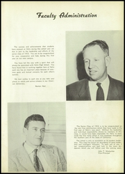 Page 9, 1953 Edition, Helix High School - Tartan Yearbook (La Mesa, CA) online yearbook collection