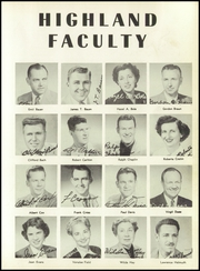 Page 13, 1955 Edition, Helix High School - Tartan Yearbook (La Mesa, CA) online yearbook collection