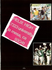 Page 5, 1988 Edition, Helix High School - Tartan Yearbook (La Mesa, CA) online yearbook collection