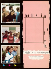 Page 7, 1988 Edition, Helix High School - Tartan Yearbook (La Mesa, CA) online yearbook collection