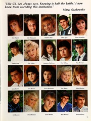 Page 19, 1988 Edition, Highland High School - Regalia Yearbook (Bakersfield, CA) online yearbook collection