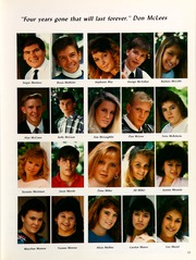 Page 27, 1988 Edition, Highland High School - Regalia Yearbook (Bakersfield, CA) online yearbook collection