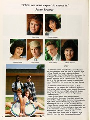 Page 28, 1988 Edition, Highland High School - Regalia Yearbook (Bakersfield, CA) online yearbook collection