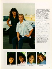 Page 31, 1988 Edition, Highland High School - Regalia Yearbook (Bakersfield, CA) online yearbook collection
