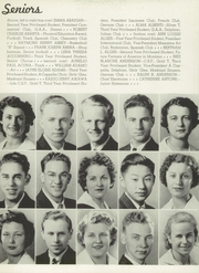 Page 15, 1938 Edition, Oakland Technical High School - Talisman Yearbook (Oakland, CA) online yearbook collection