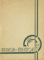Page 1, 1940 Edition, Oakland Technical High School - Talisman Yearbook (Oakland, CA) online yearbook collection