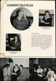 Page 10, 1948 Edition, Oakland Technical High School - Talisman Yearbook (Oakland, CA) online yearbook collection