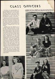 Page 15, 1948 Edition, Oakland Technical High School - Talisman Yearbook (Oakland, CA) online yearbook collection