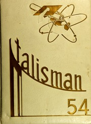 1954 Edition, Oakland Technical High School - Talisman Yearbook (Oakland, CA)