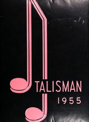 1955 Edition, Oakland Technical High School - Talisman Yearbook (Oakland, CA)