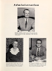 Page 9, 1955 Edition, Oakland Technical High School - Talisman Yearbook (Oakland, CA) online yearbook collection