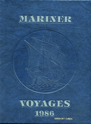 1986 Edition, Moreau High School - Voyager Yearbook (Hayward, CA)