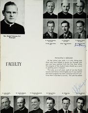 Page 10, 1947 Edition, St Ignatius College Preparatory - Ignatian Yearbook (San Francisco, CA) online yearbook collection