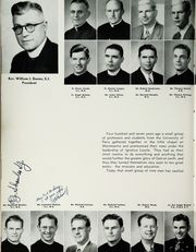 Page 12, 1947 Edition, St Ignatius College Preparatory - Ignatian Yearbook (San Francisco, CA) online yearbook collection