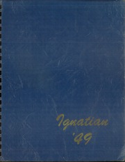 Page 1, 1949 Edition, St Ignatius College Preparatory - Ignatian Yearbook (San Francisco, CA) online yearbook collection
