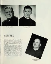 Page 11, 1953 Edition, St Ignatius College Preparatory - Ignatian Yearbook (San Francisco, CA) online yearbook collection