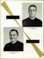 Page 12, 1959 Edition, St Ignatius College Preparatory - Ignatian Yearbook (San Francisco, CA) online yearbook collection