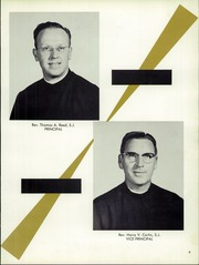 Page 13, 1959 Edition, St Ignatius College Preparatory - Ignatian Yearbook (San Francisco, CA) online yearbook collection