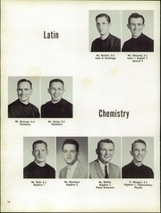 Page 14, 1959 Edition, St Ignatius College Preparatory - Ignatian Yearbook (San Francisco, CA) online yearbook collection