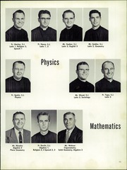 Page 15, 1959 Edition, St Ignatius College Preparatory - Ignatian Yearbook (San Francisco, CA) online yearbook collection