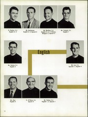 Page 16, 1959 Edition, St Ignatius College Preparatory - Ignatian Yearbook (San Francisco, CA) online yearbook collection