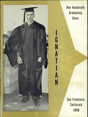 Page 5, 1959 Edition, St Ignatius College Preparatory - Ignatian Yearbook (San Francisco, CA) online yearbook collection
