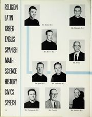 Page 14, 1961 Edition, St Ignatius College Preparatory - Ignatian Yearbook (San Francisco, CA) online yearbook collection