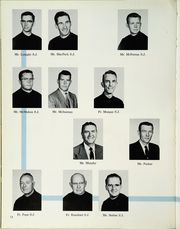 Page 16, 1961 Edition, St Ignatius College Preparatory - Ignatian Yearbook (San Francisco, CA) online yearbook collection