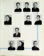 Page 17, 1961 Edition, St Ignatius College Preparatory - Ignatian Yearbook (San Francisco, CA) online yearbook collection
