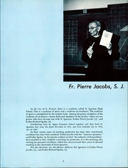 Page 7, 1966 Edition, St Ignatius College Preparatory - Ignatian Yearbook (San Francisco, CA) online yearbook collection