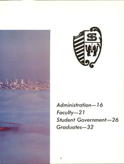 Page 9, 1966 Edition, St Ignatius College Preparatory - Ignatian Yearbook (San Francisco, CA) online yearbook collection
